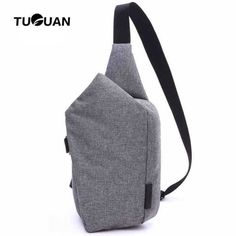 man zone New Brand Men Messenger Bags Canvas Chest Pack Casual Men s Travel  Shoulder Bag Crossbod b0a774c427037