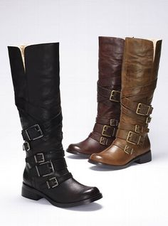 Ringer Buckle Boot on Wanelo $99
