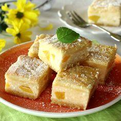 Túrós barackos pite recept French Toast, Breakfast, Food, Morning Coffee, Essen, Meals, Yemek, Eten
