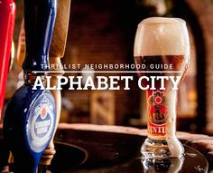 15 Best Alphabet City bars 2014: There might not be a neighborhood in the city with a better range of low key dives, cocktail havens, and everything in between.