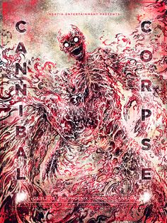 Cannibal Corpse by Miles Tsang