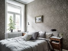 Authentic Simplistic Design That Works home interior design 24 Scandinavian Interior Design, Scandinavian Home, Home Interior Design, Design Interiors, Bohemian Apartment, Apartment Living, Swedish House, Dream Decor, Bradford