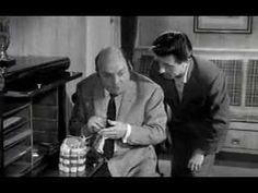 """Les Tontons flingueurs, Georges Lautner, dialogues Michel Audiard (1963). EXTRAIT """"J'vais lui montrer qui c'est Raoul..."""""""