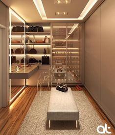 Luxury Closet Design & High End Closet Systems Home, Closet Design, Bedroom Design, House Design, Closet Decor, Living Room Door, Closet Layout, Dream Closet Design, Bedroom Closet Doors
