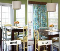 Exceptionnel DIY Window Treatment For Sliding Glass Doors! Fantastic Before And After     Tutorial At