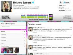 Britney Spears tweets about Rodan + Fields!