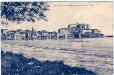 La plage et la citadelle de Calvi  Monuments et paysages