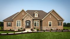 Schumacher Homes | House Plan Detail