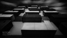 Tetris B&w by Redbros