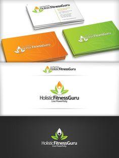 New logo wanted for Holistic Fitness Guru by stevanga