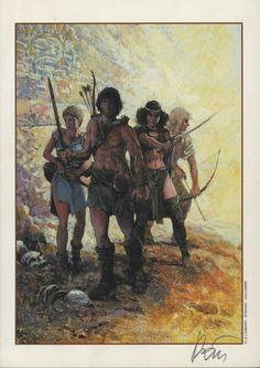 Le monde de Thorgal