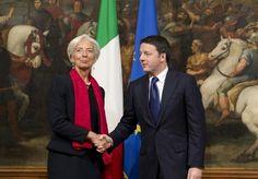 Informazione Contro!: Fmi alza Pil Italia dopo I trimestre, +0,7% nel 20...