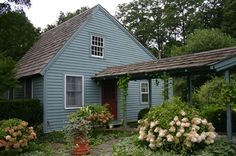 Glebe House in Woodbury, CT.