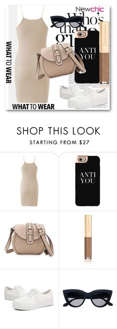 """NewChic Style!"" by dianagrigoryan ❤ liked on Polyvore featuring Casetify and Dolce&Gabbana"