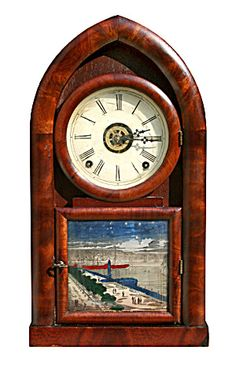 Shelf Clock. Click on the image for more information. 6618e69bef5