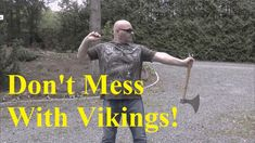 """Project Viking SlingAxe"": It Chops, Shoots, and Intimidates"
