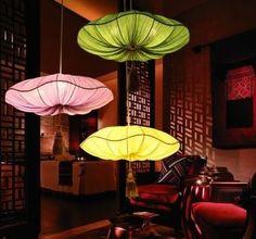 Lotus Leaf Lighting