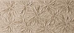 carved leather, reminds me of a project from my metals class, Leather Carving, Leather Art, Tiles Texture, Texture Art, Leather Wall Panels, Geometric Pattern Design, Papercutting, Interior Paint Colors, Leather Flowers