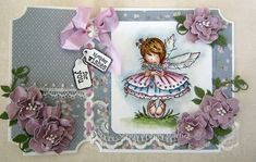 Het thema is: All things bright and beautiful. I Card, Fairy, Stamp, Bright, Big Shot, Angels, Inspiration, Beautiful, Studio