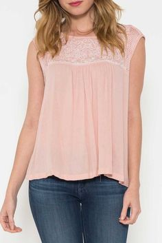 Love the shoulder detail on this shirt, but can't wear skin colors. I am pasty white!