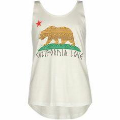 BILLABONG Golden State Girls Tank