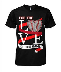 For the love of the game!