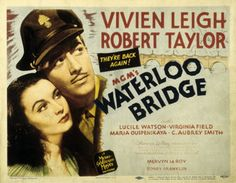 In the image below, you can see a graph with the evolution of the times that people look for Waterloo Bridge (1940 film). Description from writeopinions.com. I searched for this on bing.com/images