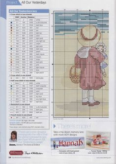 ru / Фото - The world of cross stitching 167 - tymannost Cross Stitch For Kids, Cross Stitch Baby, Cross Stitch Charts, Cross Stitch Patterns, Cross Stitch Gallery, Cross Stitch Designs, Cross Stitching, Cross Stitch Embroidery, Quilting Designs