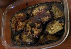 Roasted, Marinated Eggplant Antipasto {Recipe}