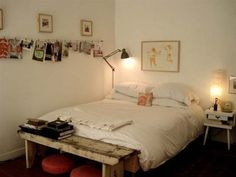the perfect student bedroom
