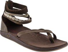 Chaco Dawkins Women in Chocolate Brown from PlanetShoes.com