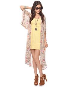 Reminds me of the 60s Hippie Clothes