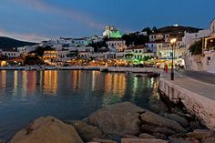 gr - The ultimate way to discover Greece! Andros Greece, Greek Islands, Maine, Relax, Country, City, Places, Landscapes, Wanderlust