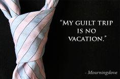 Six-Word Memoir on Guilt