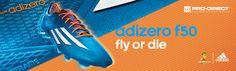adidas Samba Pack - adizero F50  fly or die