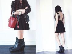 Sacha Boots, Choies Dress