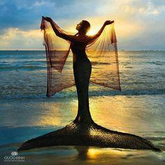 Dark art: The Mermaid
