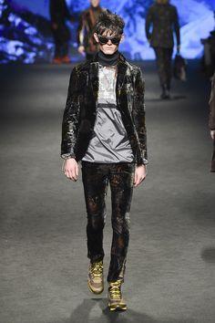 Etro | Menswear - Autumn 2017 | Look 5