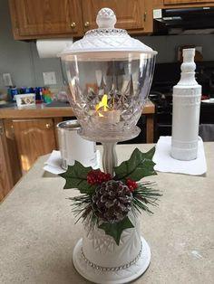 Christmas Lanterns, Christmas Wine, Christmas Centerpieces, Christmas Holidays, Christmas Decorations, Christmas Ornaments, Dollar Tree Crafts, Holiday Crafts, Christmas Pallet Signs