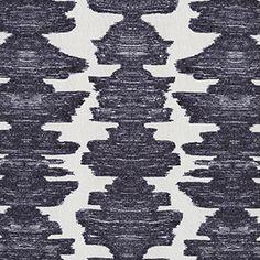 """Perennial Fabrics """"Ink Blot After Midnight"""""""