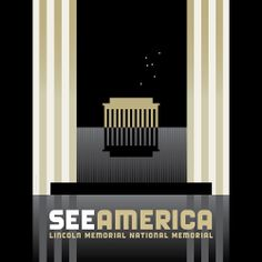 Lincoln Memorial by Luis Prado  #SeeAmerica