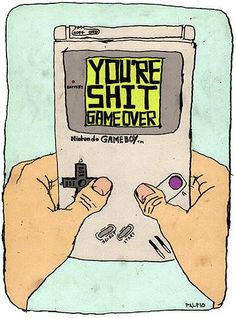 Game Boy | Game Over