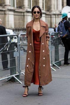 Street style from Paris Fashion Week spring/summer '17 - Vogue Australia