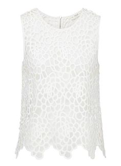 Womens Tops Tees & Shirts | Lace Swing Top | Seed Heritage