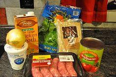 Bertucci's Sausage Soup....amazing