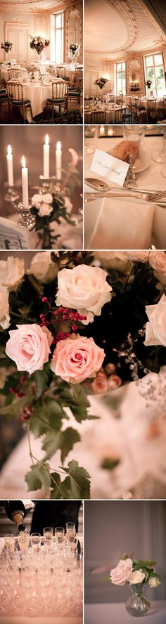 A an ultra romantic wedding in Paris, planned by Fete in France and shot by K Hulet Photography