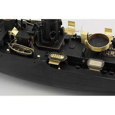EDUARD 53176 HMCS SNOWBERRY PT. 2 SUPERSTRUCTURE RECOMMANDÉ POUR REVELL 1/144