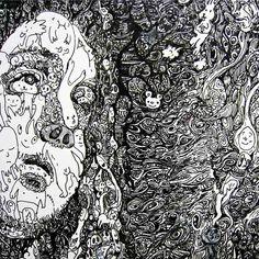 Unbelievable Doodle Drawings of Keita Sagaki