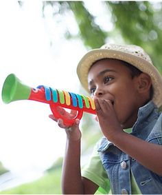 Quality baby musical toys at great prices. Free delivery on orders over Elc Toys, Musical Toys, Trumpet, Musical Instruments, Flute, Musicals, Delivery, Music Instruments, Trumpets