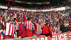 Club Atlético de Madrid - The images of the Real Sporting de Gijón - Atlético de Madrid